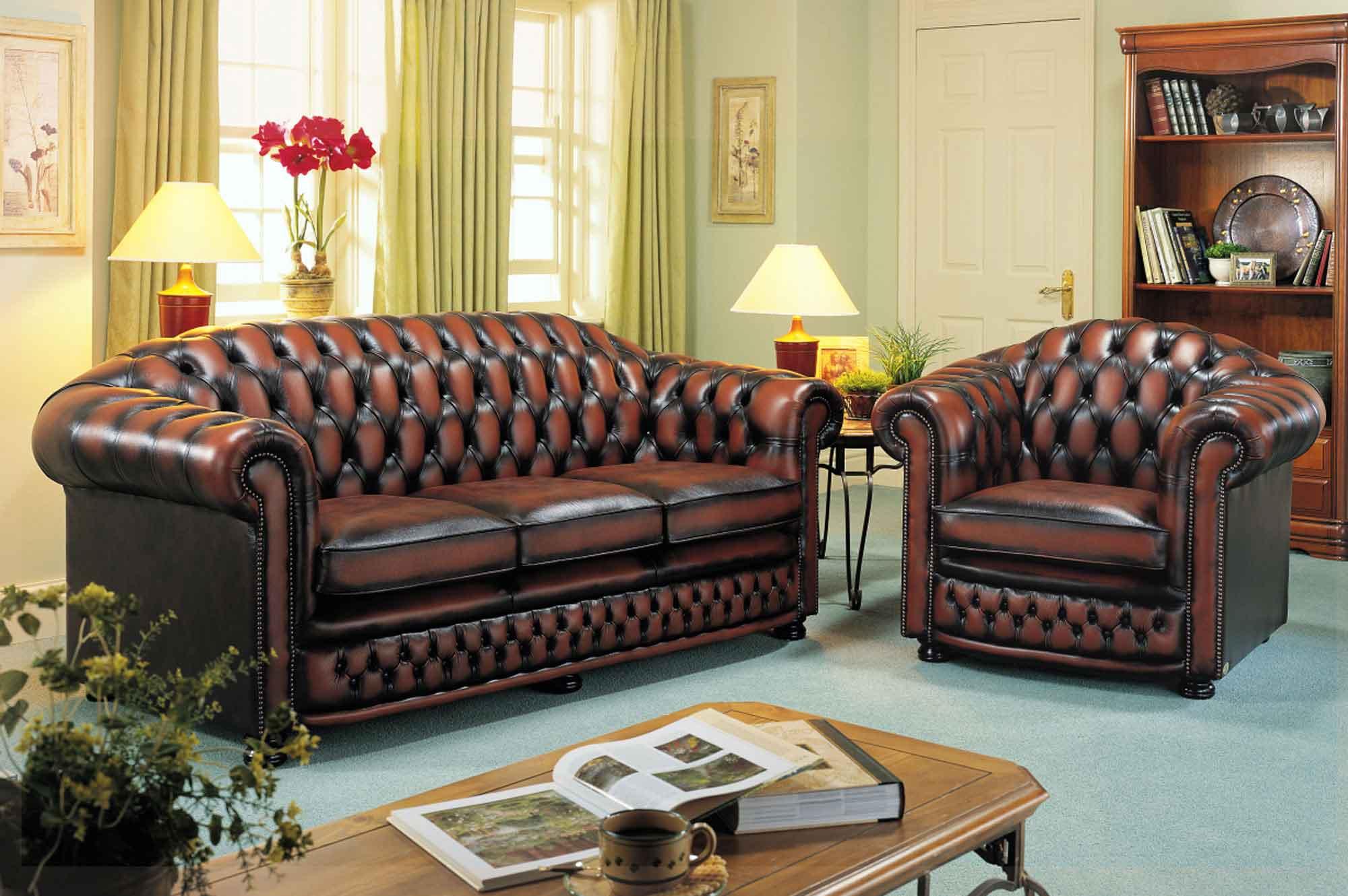Nottingham springvale leather furniture for Furniture nottingham